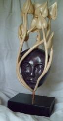 Le masque - Francine Giroux