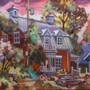 Peinture Yvon